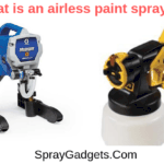 What Is An Airless Paint Sprayer?