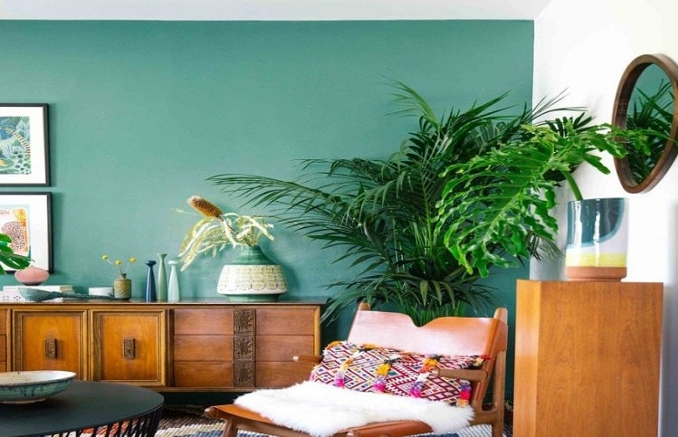 Spray Gadgets & 26 Simple Wall Painting Designs for Living Room [2019 Edition]