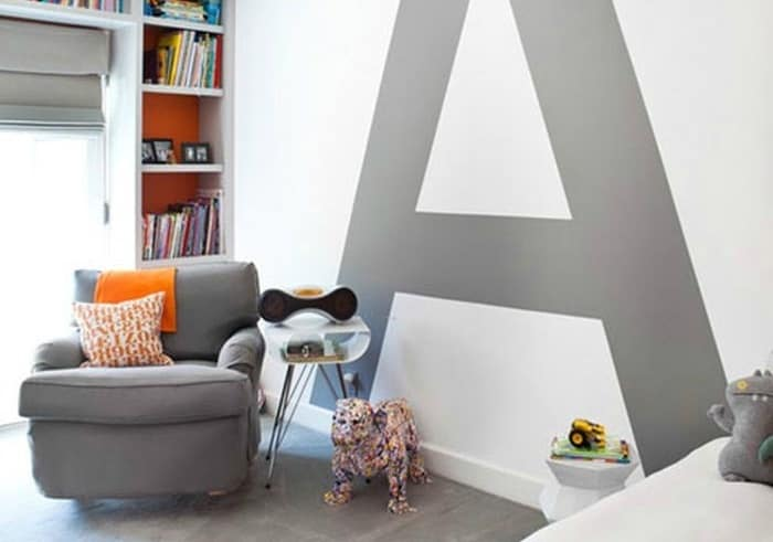 26 Simple Wall Painting Designs For Living Room 2020 Edition