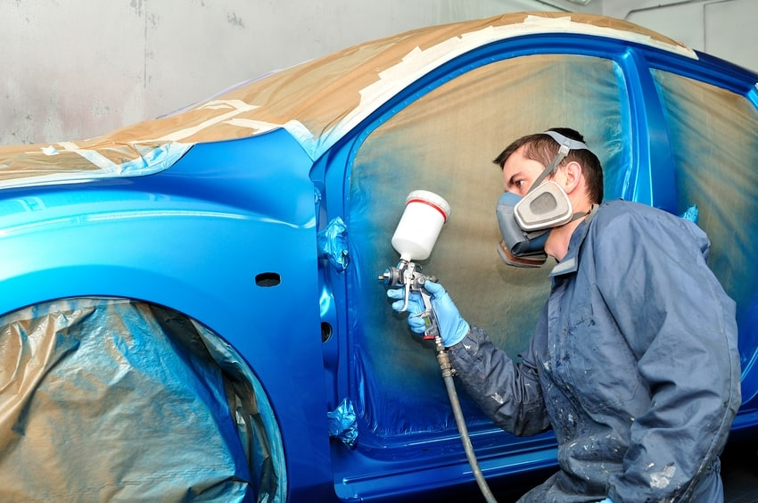 Here are the best automotive paint gun for beginners