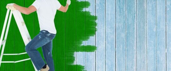 How to Paint a Fence With A Roller [In 6 Easy Steps]