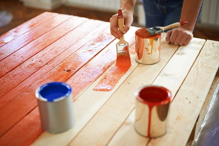 Best Paints For Outdoor Wood Furniture Of 2019 Buyer S Guide