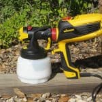 here's a review of the wagner flexio 3000 paint sprayer