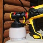 here's a detailed review of the wagner flexio 590 paint sprayer