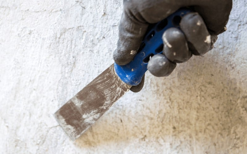 How To Remove Latex Paint From Concrete {6 Quick Fixes}