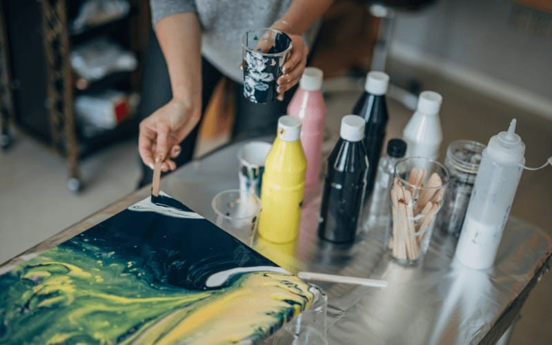 How Long Does Acrylic Paint Take to Dry on Wood?